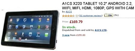 A1CS-X220-TABLET