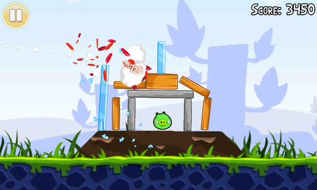 android angry birds free 3