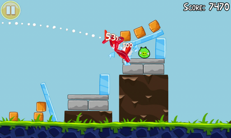 android angry birds low-detail