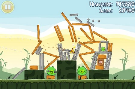 android angry birds public beta