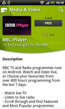 android iplayer app 1