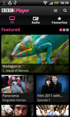 android iplayer app 2