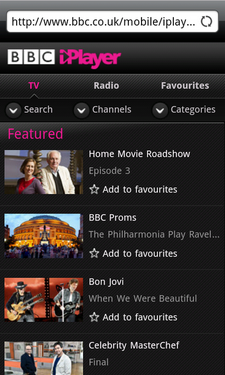 android iplayer review 1