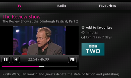 android iplayer review 11