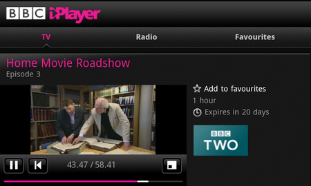 android iplayer review 3