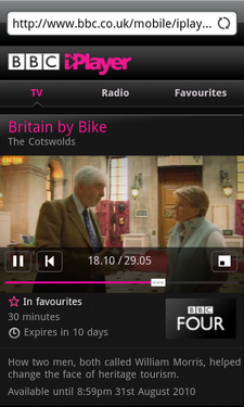 android iplayer review 6