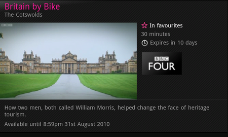 android iplayer review 7