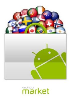 android market more countries