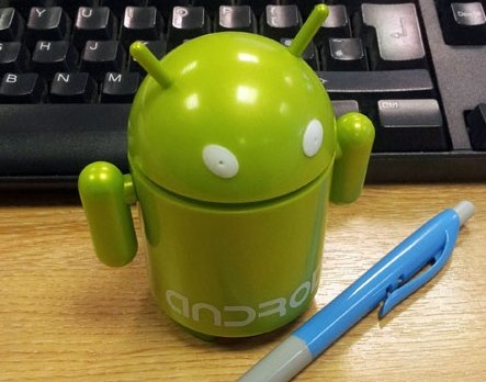android mascot bluetooth speaker 2