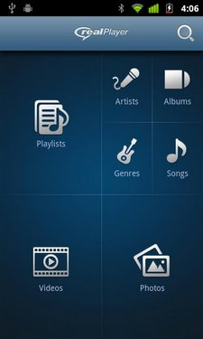 android realplayer beta update 2