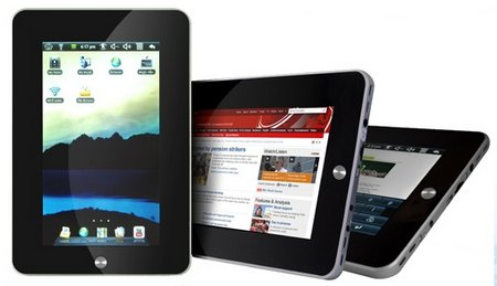 android touchtablet