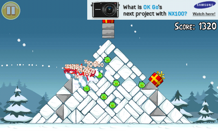 angry birds seasons android 3