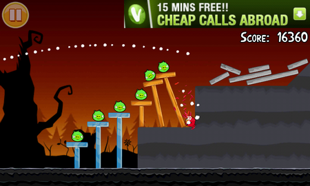 angry birds seasons android 4