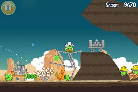 angry birds update 2