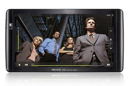 archos 101 tablet froyo