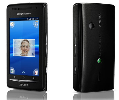 Tweets that mention Black Sony Ericsson Xperia X8 on the way