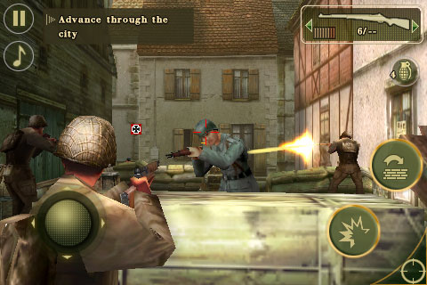 brothers in arms 2 hvga apk