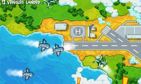 flight frenzy deluxe 2