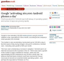 google android 160000
