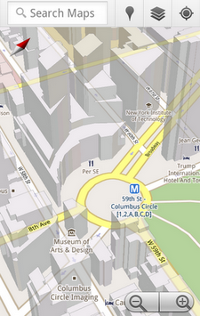 google maps 5 android 1