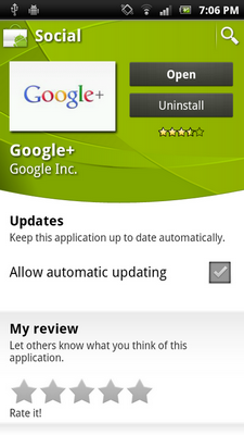 google plus android 1