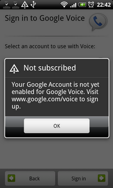 google voice uk 1