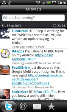 htc peep working 1