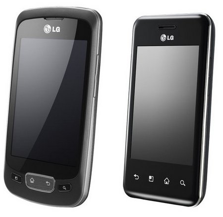 lg chic one android froyo