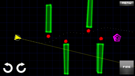newton android game 3