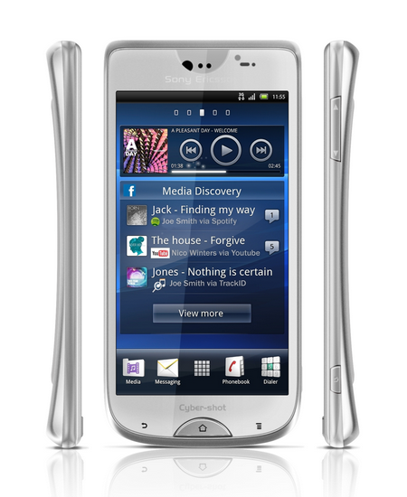sony ericsson cybershot android 1