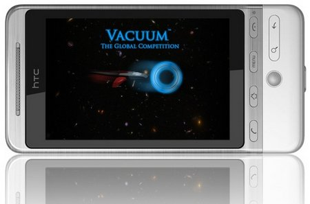 vacuum android game