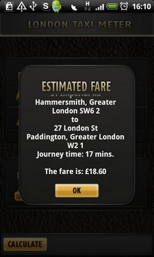 london taxi meter android app 1