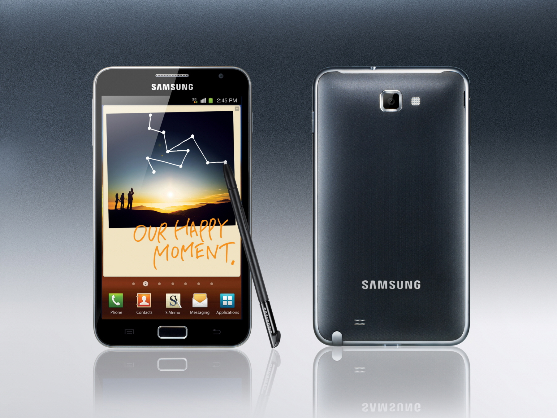 samsung galaxy note launching in the uk on november 17. Black Bedroom Furniture Sets. Home Design Ideas