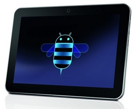 toshiba at200 tablet front